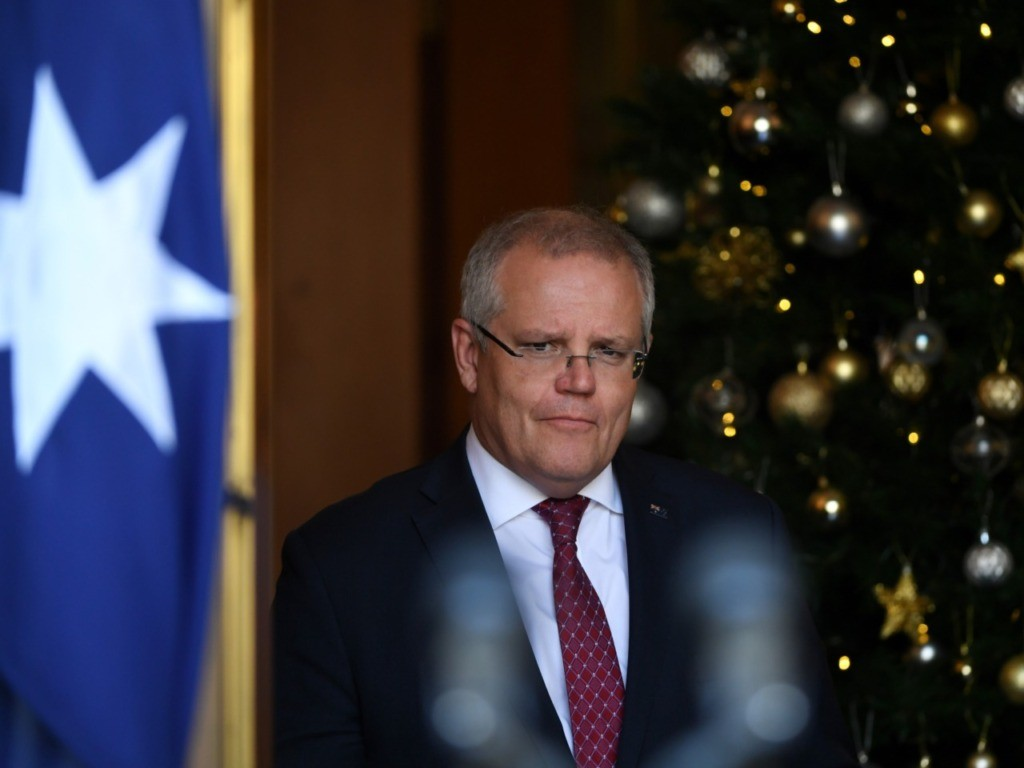 Aussie PM Scott Morrison Rejects Greta Thunberg's Climate Advice
