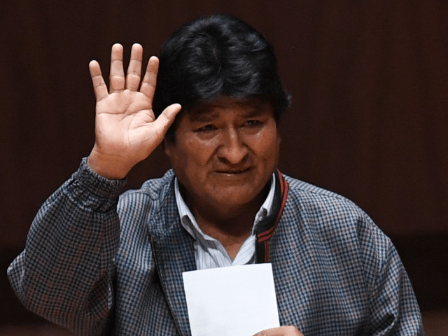 Bolivia to Issue Arrest Warrant Against Ex-President Morales