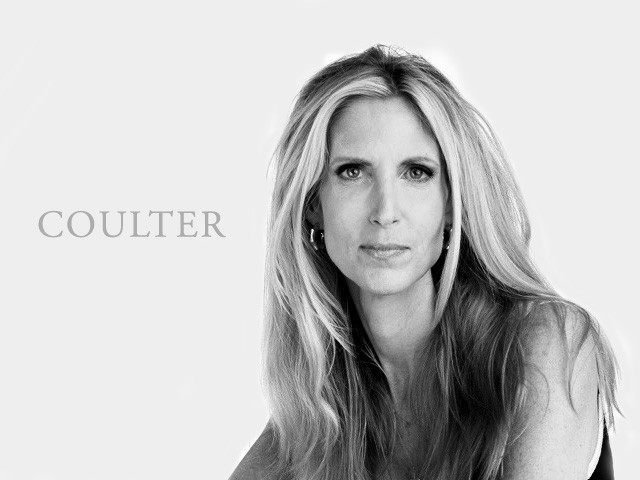 Ann Coulter Article I: Remove This Beast from My Sight!