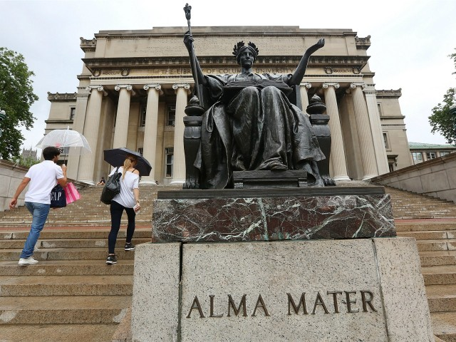 Jewish Student at Columbia University Files Discrimination Complaint