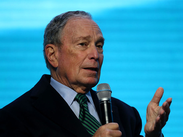 Michael Bloomberg Claims '21 Students Are Shot Every Day' Under Trump