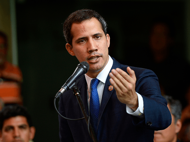 Venezuela: Dictator Maduro Seeks Criminal Corruption Charges Against President Guaido