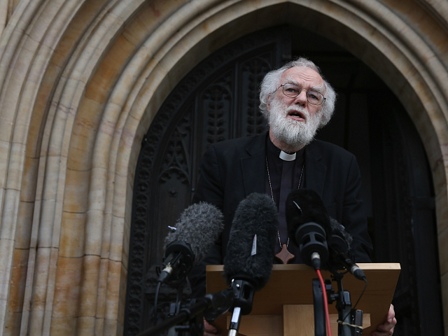 Former Archbishop Claims Climate Change 'Largest Challenge Ever to Human Race'