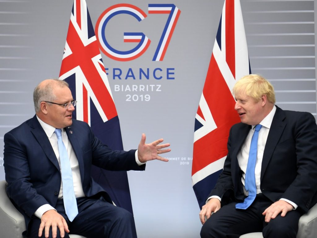 Australia Wants Quick Post-Brexit Trade Deal with UK