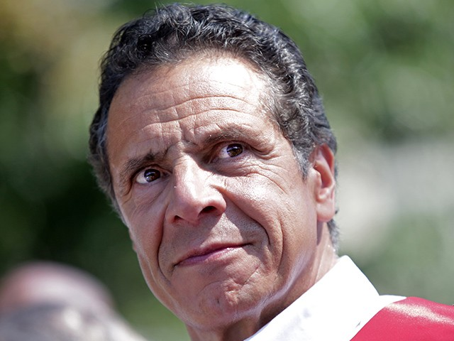 NRA: New Evidence Backs Claim Andrew Cuomo Violated Its Free Speech