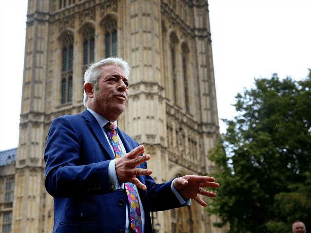 Anti-Brexit Former Speaker Slams Populism in Alternative Christmas Message