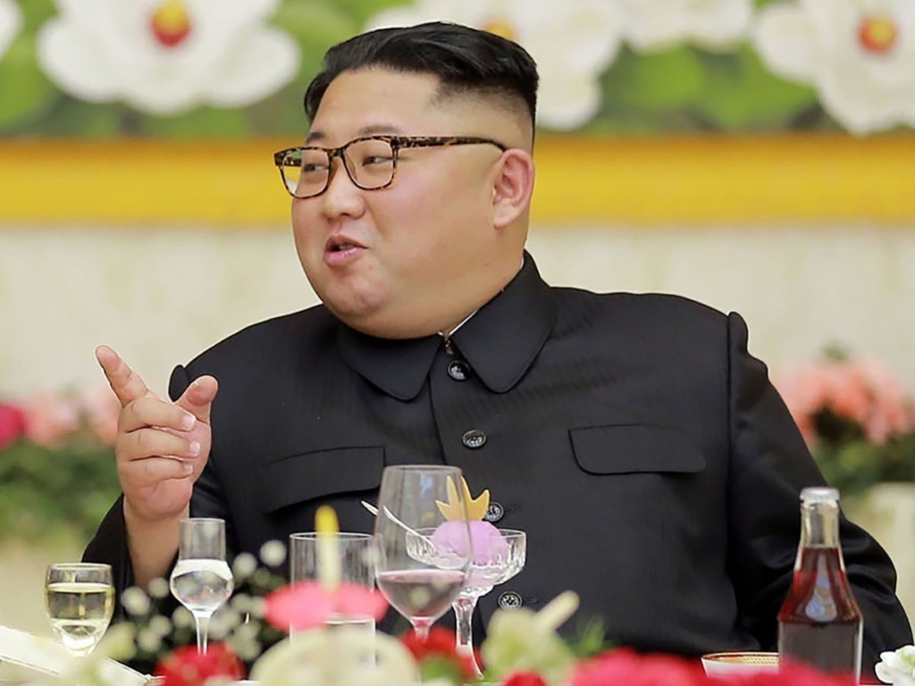 Kim Jong-un Manages 'Industrial Production of Kimchi' While U.S. Awaits 'Christmas Gift'