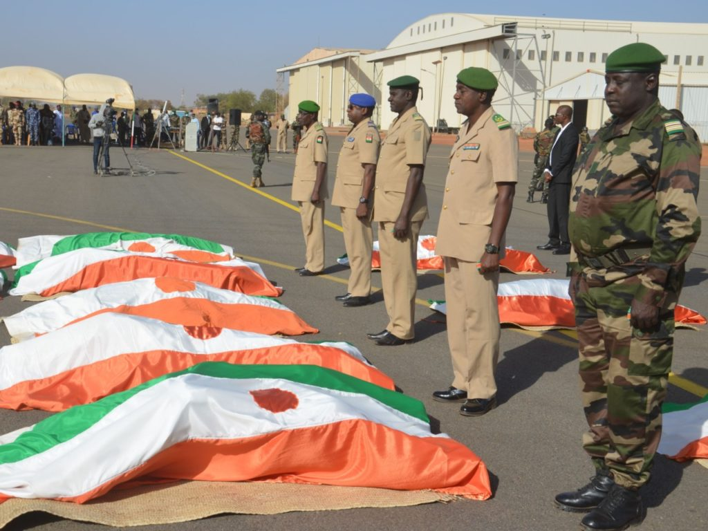 Hundreds of Jihadists Execute History's Deadliest Attack on Niger Military