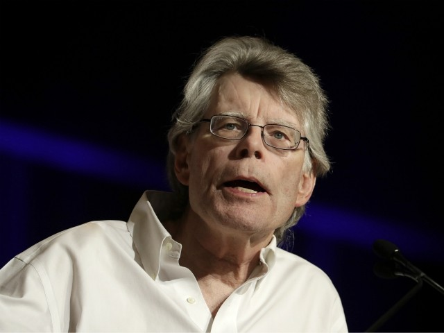 Stephen King: Trump 'Is a Horse's Ass,' Lindsey Graham Is 'a Piece of S**t'