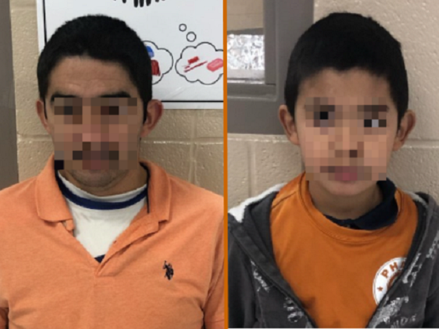 Human Smugglers Abandon Man, 7-Year-Old Son on Texas Ranch 80 Miles from Border