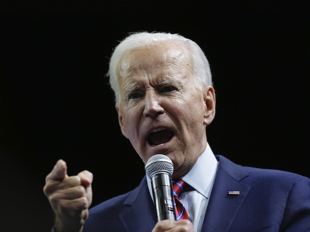 Joe Biden Criticized Texas Law Allowing Armed Parishioners as 'Irrational'