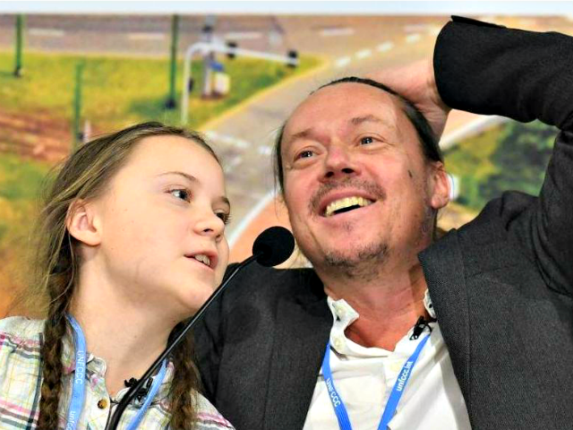 Despite History of Promoting His Children, Greta Thunberg's Dad Claims He Did Not Always Support Her Activism