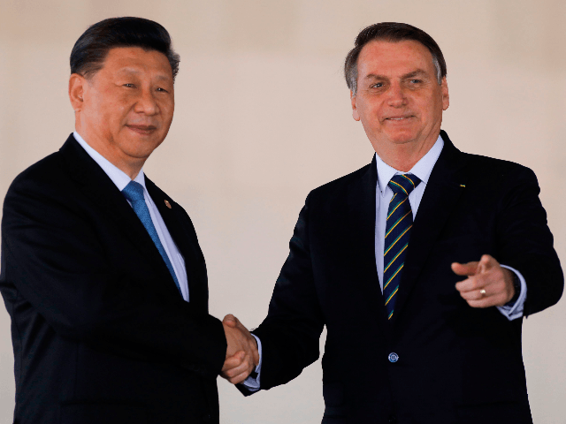 Brazil and China Send Joint Satellite into Space to Monitor Amazon Rainforest