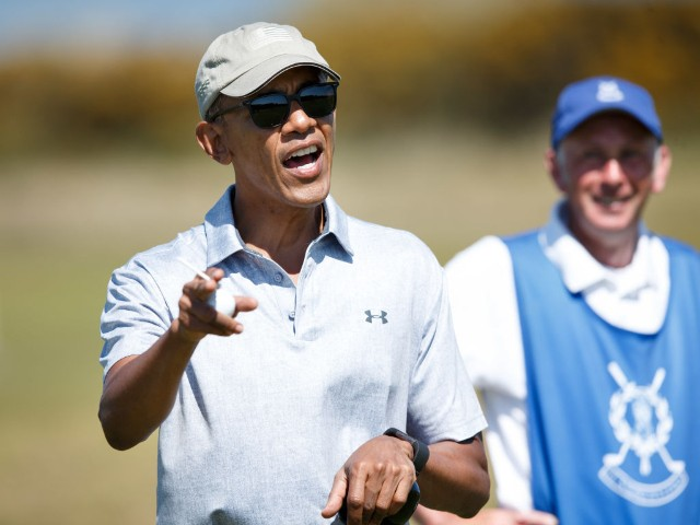 Obama Golfed While Trump Was Being Impeached