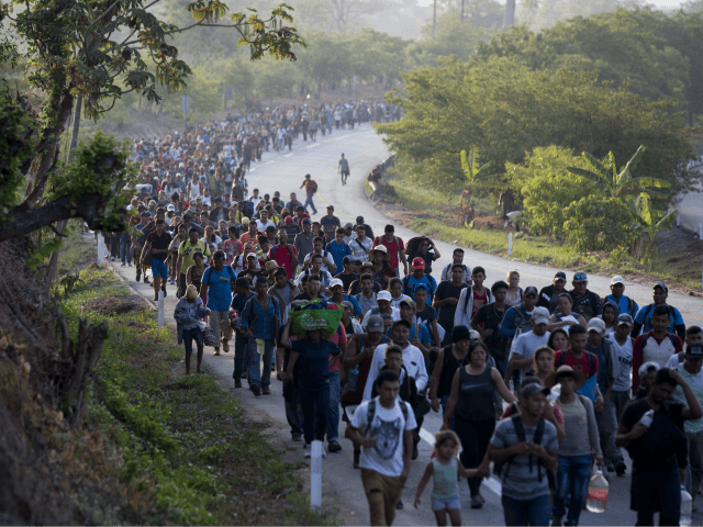4.3M Migrants Caught at SW Border in Decade -- More Than Los Angeles Population