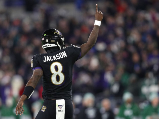 WATCH: Ravens' Lamar Jackson Credits 'The Lord' with Keeping Him Humble