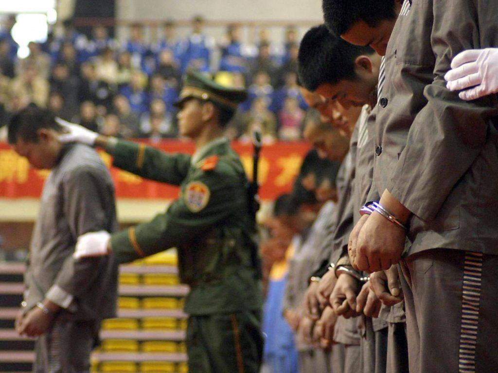 China: Concentration Camp Victims 'Graduated' from 'Vocational' Programs