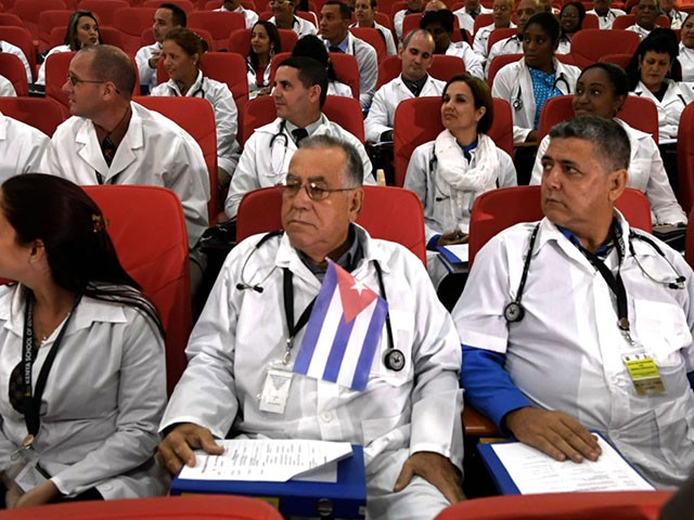 Organization of American States: Cuba's Slave Doctor Program Is Human Trafficking