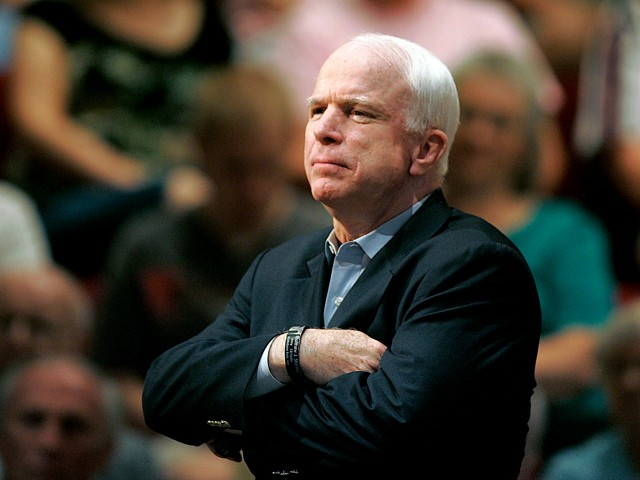 IG Report Reveals Steele Funneled Claims Through John McCain After FBI Dropped Him