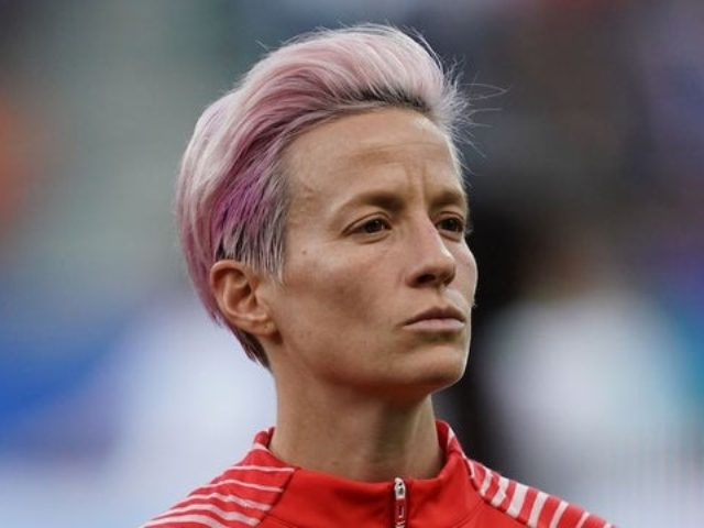 'Sports Illustrated' Names Trump Critic Megan Rapinoe 'Sportsperson of the Year'