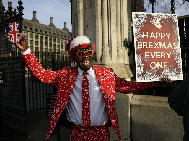 12 Months of Brexmas: 1 Election, 2 Prime Ministers, 3 Brexit Delays...