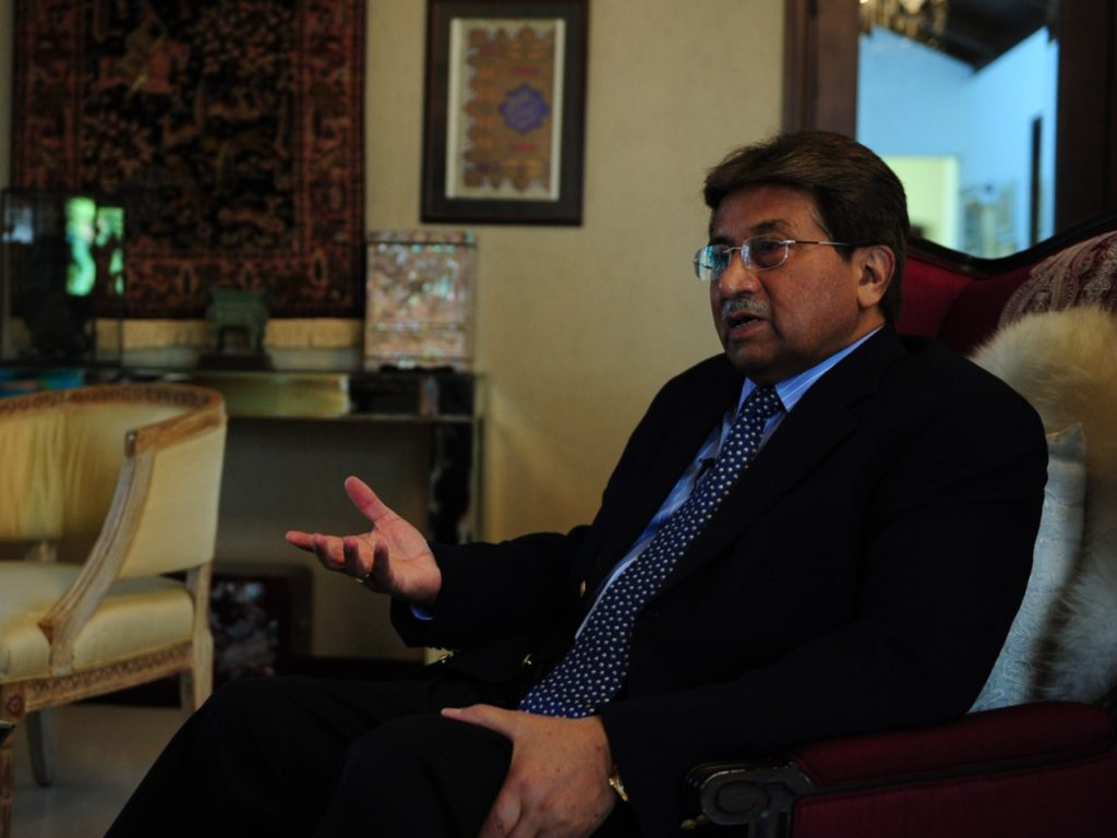 Pakistan Sentences Former President Pervez Musharraf to Death