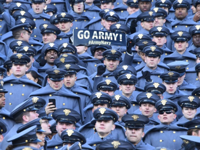 West Point Investigating Cadets' Hand Symbol at Army-Navy Game for Possible White Power Link