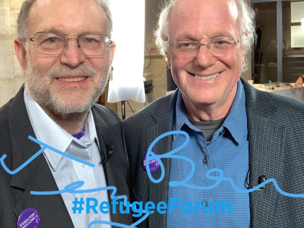Ben & Jerry's Join U.N. to Launch 'Refugee Awareness-Raising' Flavor