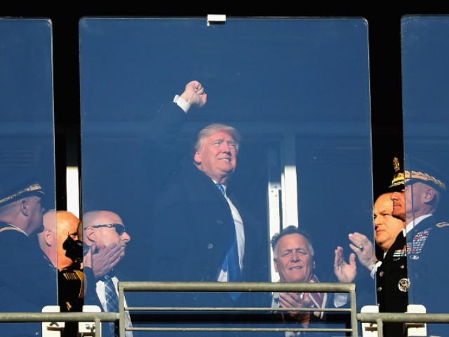 Donald Trump Plans to Attend Army-Navy Football Game in Philadelphia