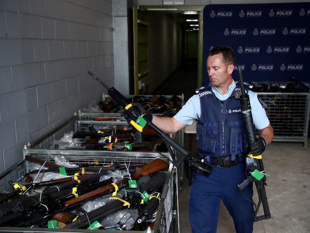 Ban on Semiautomatic Rifles, Pump Shotguns Takes Effect in New Zealand
