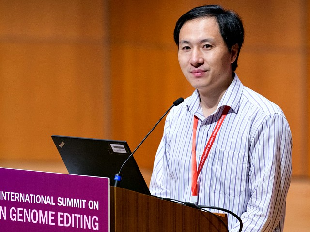 Fate of Rogue Chinese Scientist's Gene-Edited Babies a Mystery