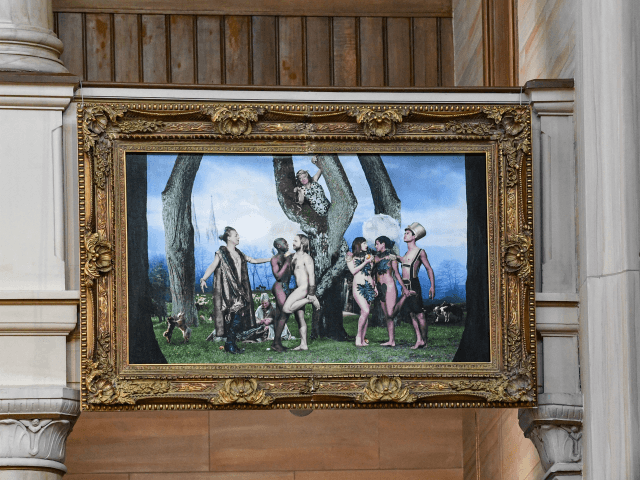 Not Woke Enough: Swedish Church Removes Gay Painting, Not Pro-Trans