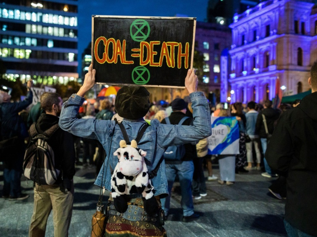 Aussie PM Scott Morrison Defies 'Reckless' Climate Protesters, Backs Coal Exports as Demand Soars