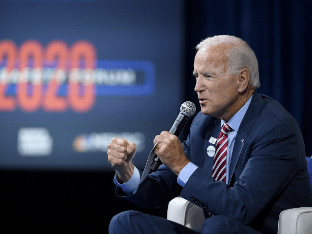 Joe Biden Urges Voters to Make 2020 the Year for Gun Control
