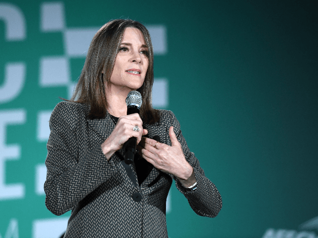 Marianne Williamson Vows to Stay in 2020 Race: 'As Long as I Feel a Connection to Voters'