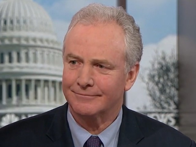 Dem Sen. Van Hollen: GOP 'for Fixing and Rigging' Senate Trial, 'Would Be Complicit in a Cover-Up'