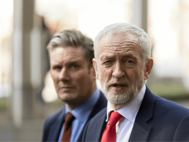 Loser Labour Party Pushes for TWO YEAR Brexit Delay to Stop Clean Break