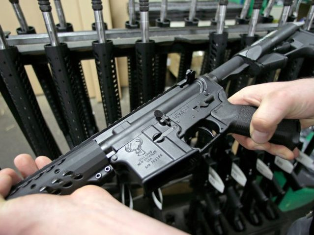 Virginia City Councilman Brings AR-15 to 2nd Amendment Sanctuary Vote