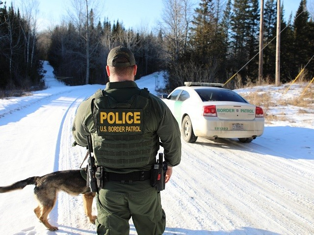 Border Patrol Agent Severely Injured in Snowmobile Accident near Canada