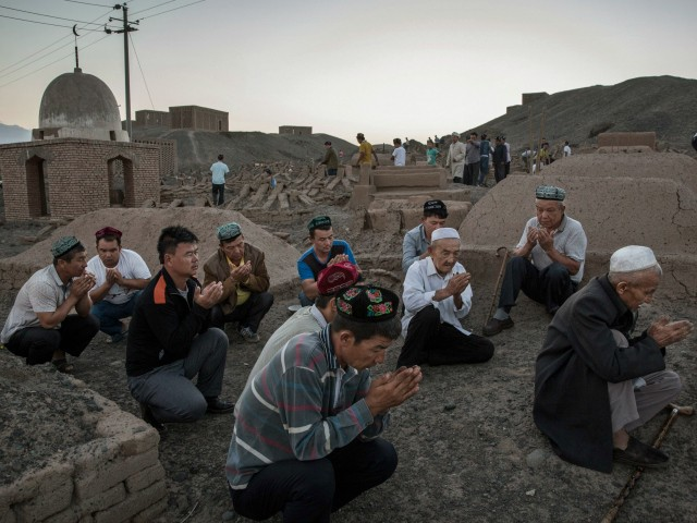 Uyghurs: Chinese Concentration Camp Prisoners at High Risk for Coronavirus