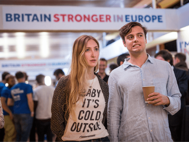 Just 30% of Remainers Have Reached 'Acceptance' in 5 Stages of Brexit Grief