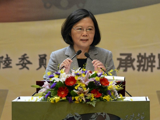 Taiwan's President Tsai in New Year's Speech: China Must Face the Reality of Our Existence