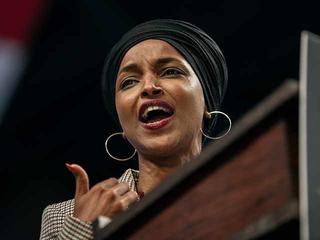 Ilhan Omar Opposes Sanctions on Iran but Wants to Sanction Israel