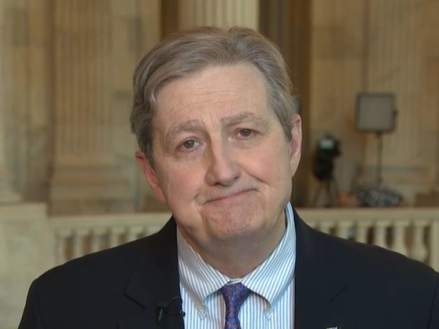GOP Sen. Kennedy: D.C. Establishment Wants Trump Gone Because They Think Americans Are 'Morons'