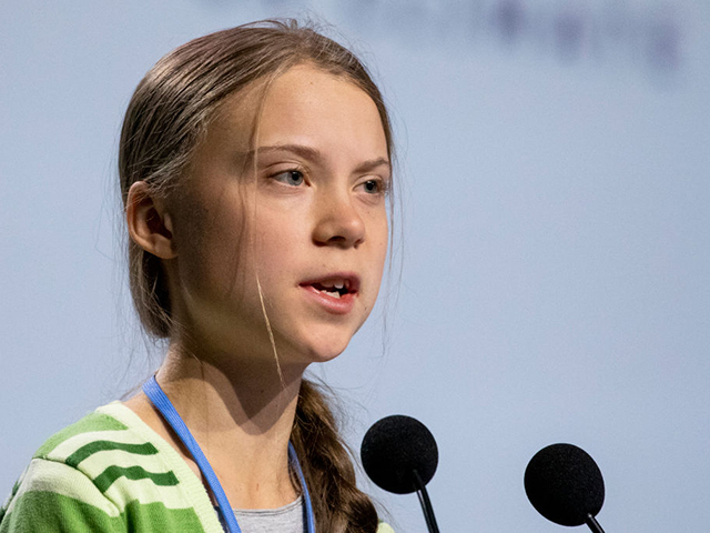 Greta Thunberg to Lecture Leaders About Fossil Fuels at World Economic Forum