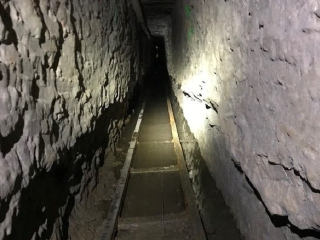 'Longest' Tunnel Found Under California-Mexico Border, Say Feds