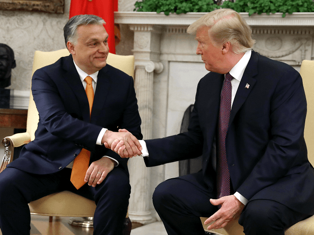 Hungary's Orban Wants EU to Adopt Israeli-U.S. Stance on Iran