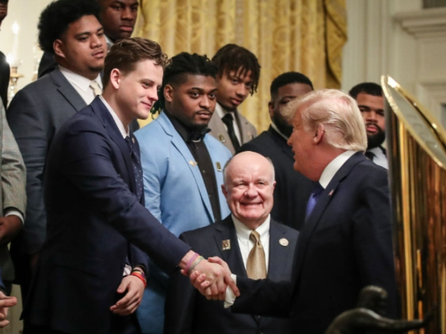 Joe Burrow Praises Trump After White House Visit: 'He Showed So Much Love'