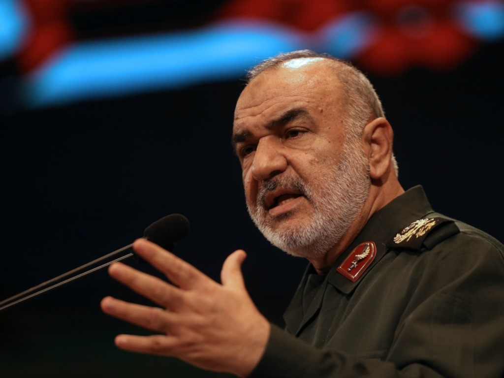 Iran General Salami: 'Hard, Firm, Regrettable' Strikes Coming Against U.S.