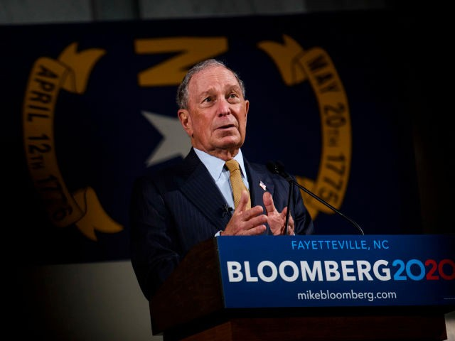 Mike Bloomberg Cites August 2019 After-School Shooting, Pushes Gun Control